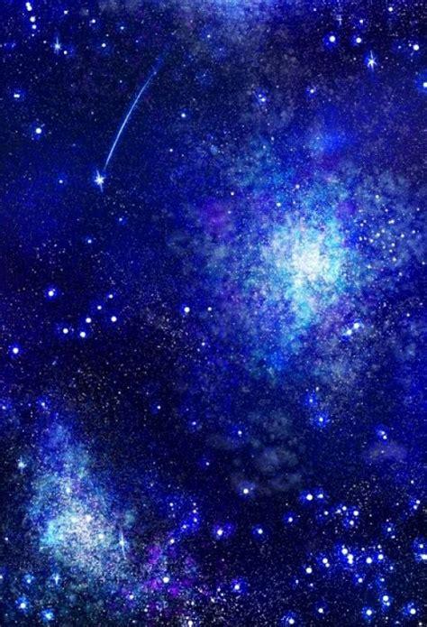 Galaxy L blue galaxy image 2055845 by ksenia l on favim