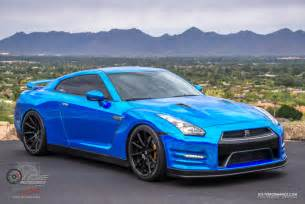 Nissan gtr blue reviews prices ratings with various photos