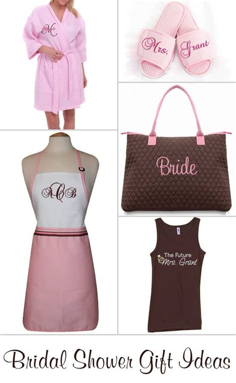 Bridal Shower Gift Ideas For The by Bridal Shower Gift Ideas Apparel Gifts
