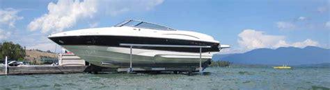 used hydraulic boat lift shoremaster boat lift odonnells docks