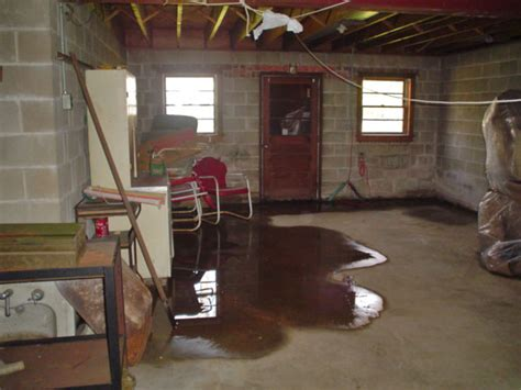 how to fix basement flooding foundation waterproofing why does it leak understanding