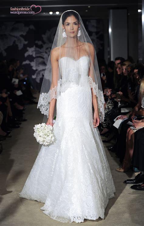 carolina herrera wedding dresses carolina herrera 2015 spring bridal collection