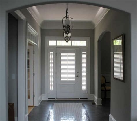 Plantation Shutters Front Door Sidelights Google Search Window Covering For Sidelights On Front Door