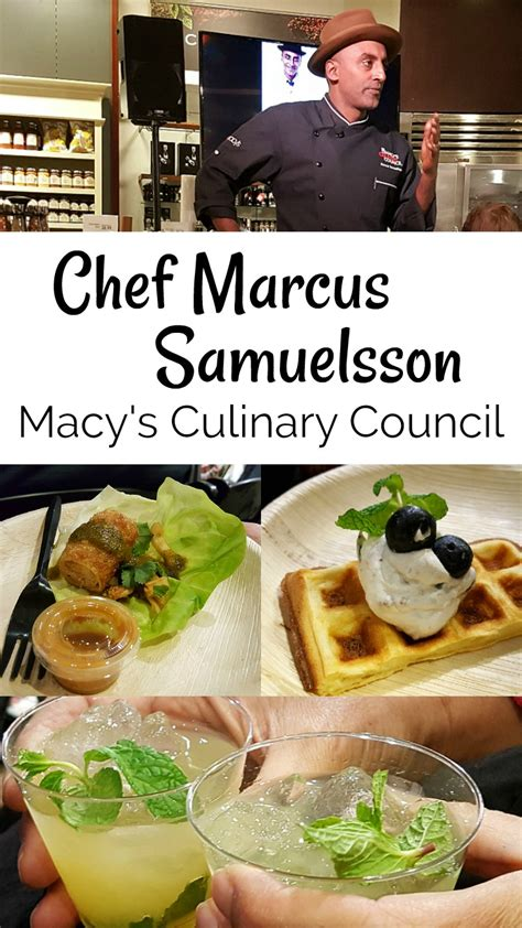 chef samuelsson macys culinary council south