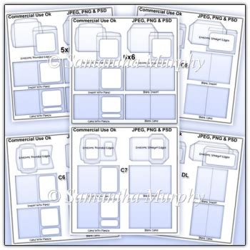 dl card insert template envelope card insert templates commercial use 163 10 00