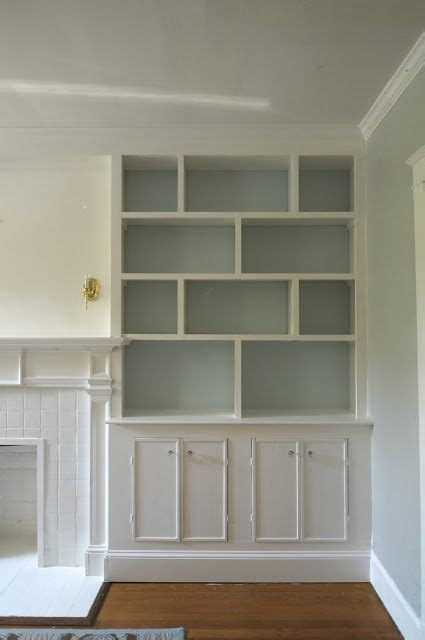 living room built in shelves if i ever have to do this again the different shelving