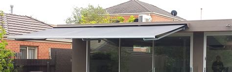 Folding Arm Awnings Melbourne by Cassette Folding Arm Awnings In Melbourne Infinity