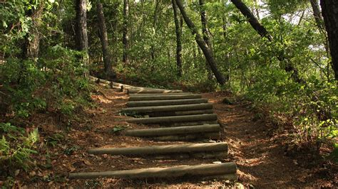 Castle On A Cloud Free Photo Mountain Mountain Trail Stairs Free Image