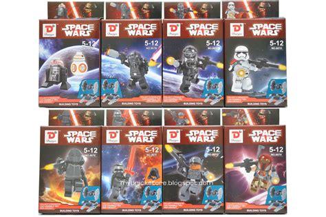 Lego Bootleg Wars The Awakens My Brick Store Dargo 867 Lego Wars The