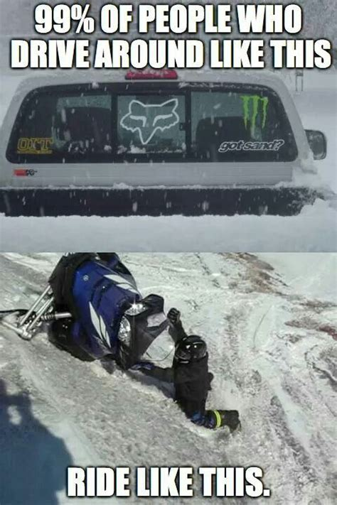 Snowmobile Memes - 100 best images about snowmobiling humor on pinterest