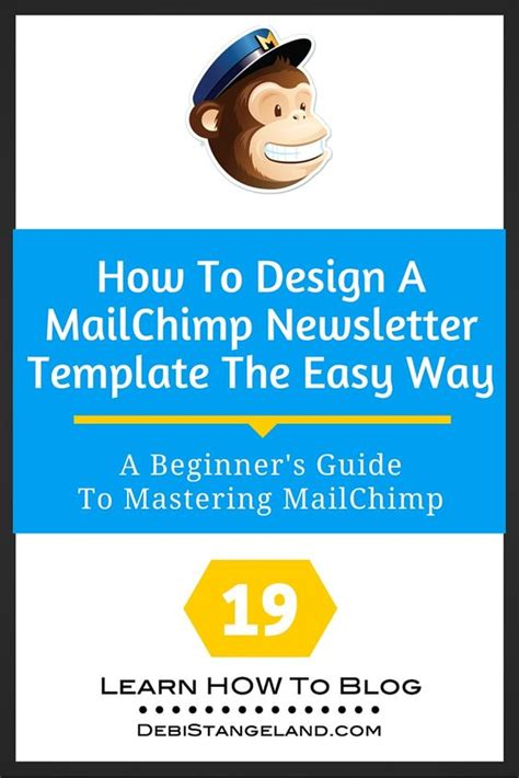 mailchimp caign templates newsletter templates the o jays and how to use on