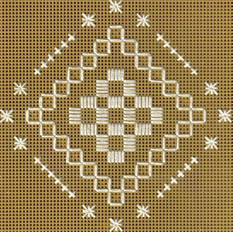 simple hardanger pattern printable graphs and lessons for hardanger embroidery