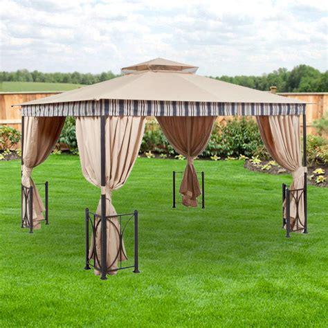 Garden Winds Gazebos by Replacement Canopy For Belcourt Gazebo Riplock 350
