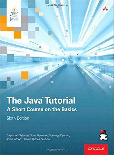 best java tutorial 10 best java programming books for developers