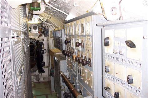 maneuvering room submarine cavalla special feature