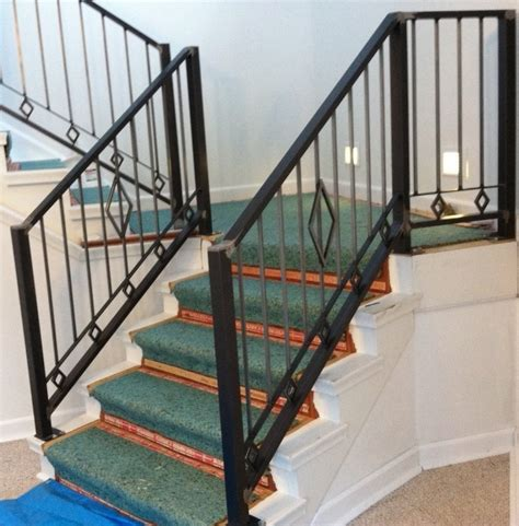 pictures of banisters custom decorative railing