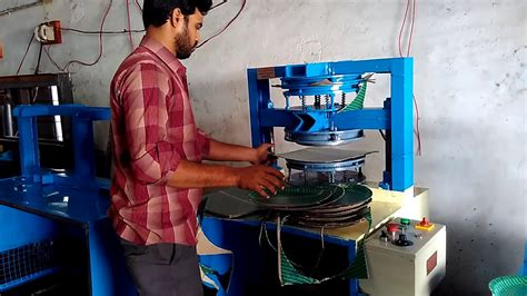 Small Scale Paper Bag Machine - paper plate and paper cup machines by avr small