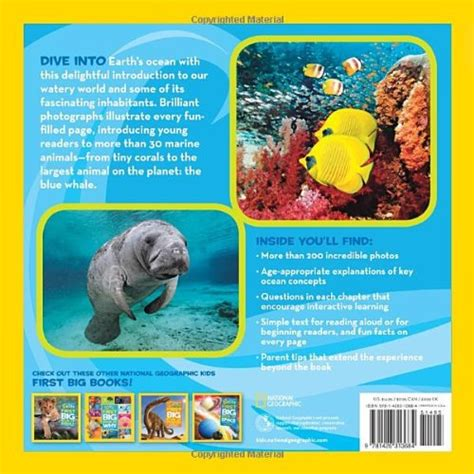 National Geographic Little Kids First Big Book Of The