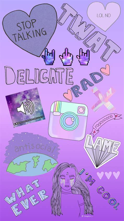 wallpaper cute purple love cute purple wallpaper 60 images