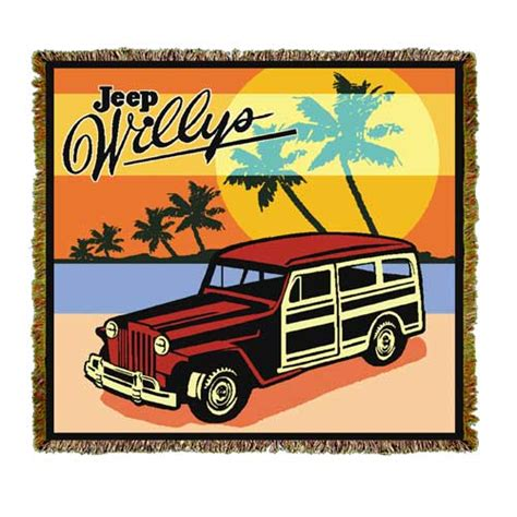 Jeep Blanket All Things Jeep Jeep Willys Travel Throw Blanket Quot Wood