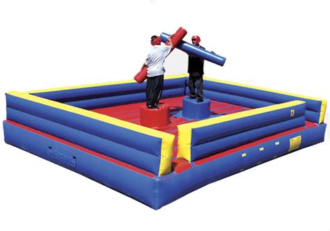 jousting arena bounce