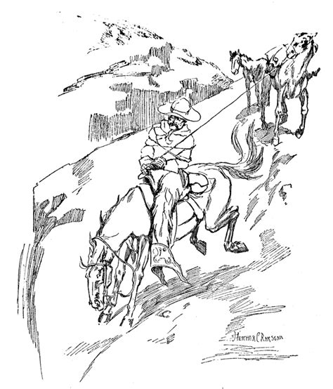free coloring page western western coloring pages 6