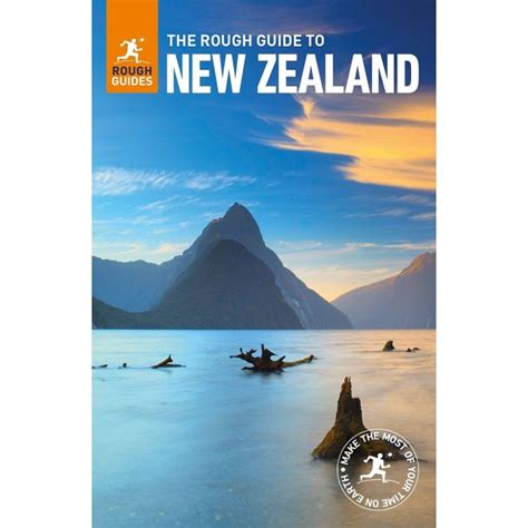 New Zealand New Zealand Guider Rough Guides