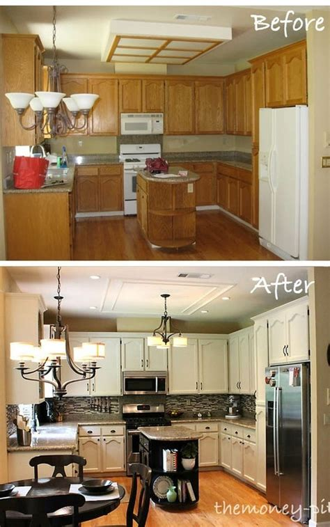 paint kitchen cabinets before and after memes repeindre sa cuisine soi m 234 me 4 conseils essentiels