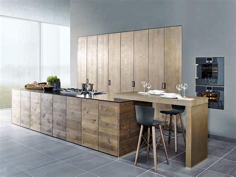 cucine in legno 25 modelli di cucine in legno moderne dal design