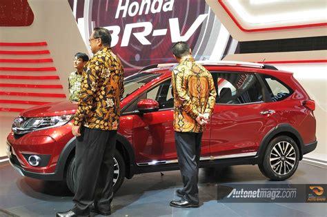 honda indonesia honda br v sudah bisa dipesan sekarang harga mulai 230