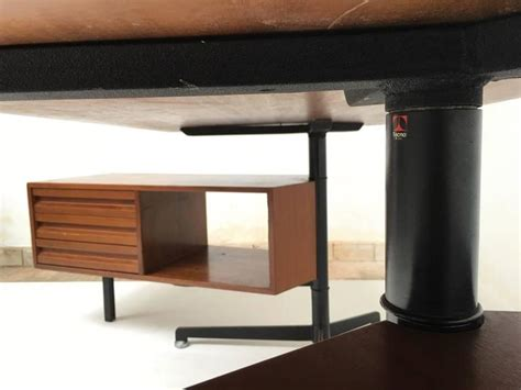 Desk Drawer Units Desk by Beautiful T95 Direzionale Desk With Swivel Drawer Units