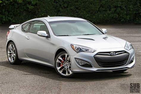 2013 hyundai genesis track review 2013 hyundai genesis coupe 3 8 track big power