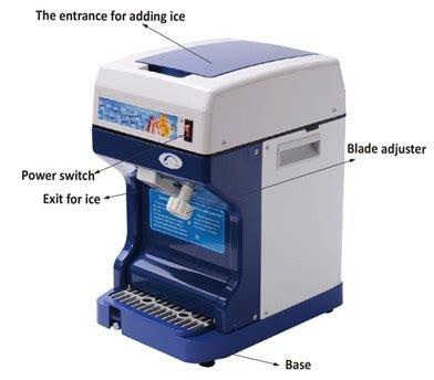 Mesin Es Serut Manual Dan Listrik harga jual mesin serut es batu salju manual otomatis