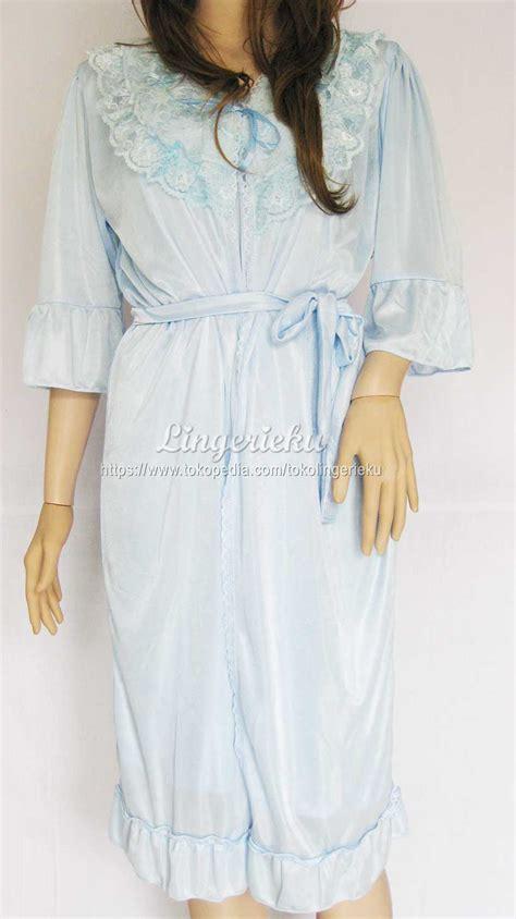 baju baju kimono jual baju tidur kimono satin elegan btk96 lingerieku
