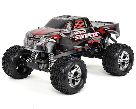 traxxas nitro monster truck object moved