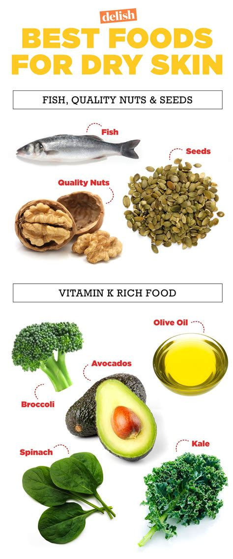 9 Best Foods For Your Skin by The Best Food For Skin Foodfash Co
