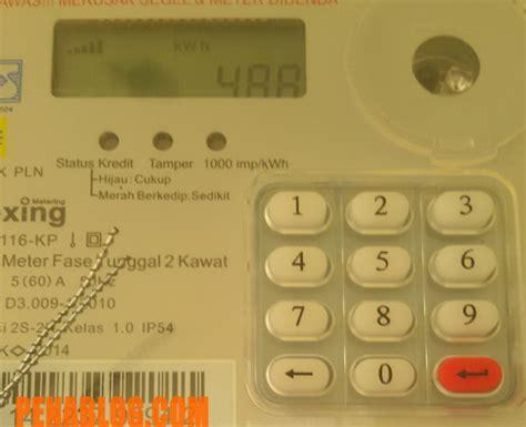 Token Listrik 50 000 cara beli token listrik via sms banking mandiri 141 6