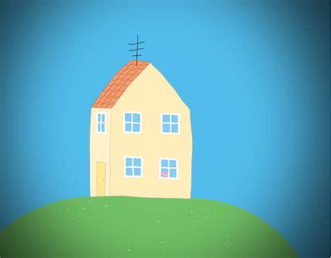 Peppa Pig The New House by Agora 233 Que A Porca Torce O Rabo Zaida Cbell
