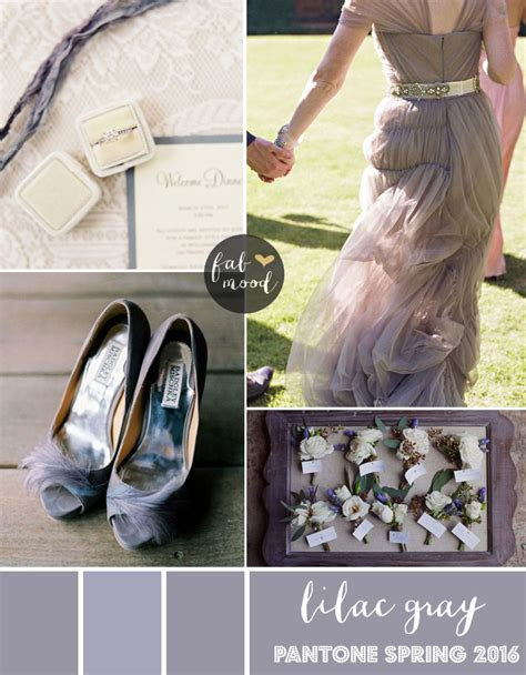 lilac and yellow wedding theme lilac gray wedding theme pantone 2016