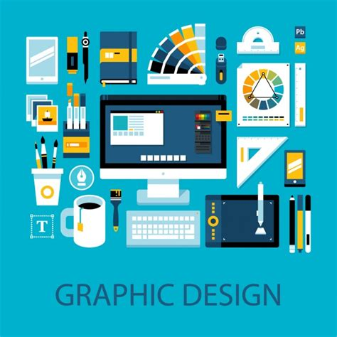 design elements in graphic design graphic design elements collection vector free download