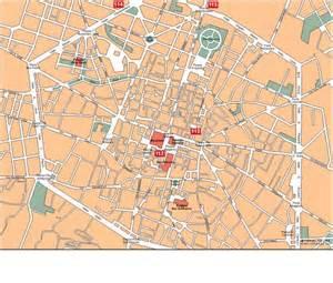 map of bologna bologna city map