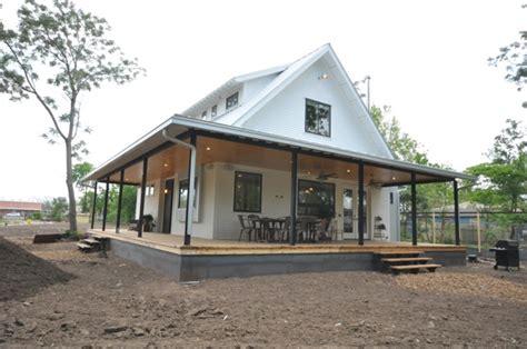 Floor Plans With Wrap Around Porches modern farmhouse exterior details matt risinger