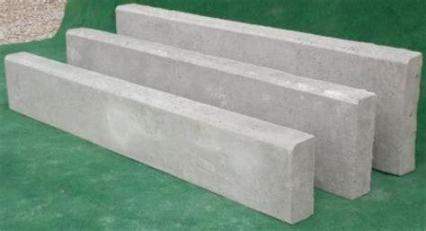 cordoli in cemento per giardino prezzi cordolo diritto cm 100 x 6 x 15 h icem s r l