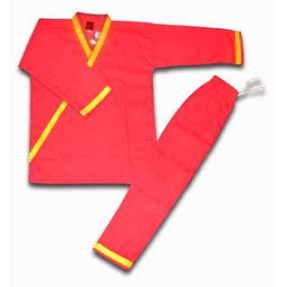 Daftar Baju Pencak Silat toko beladiri dan sport seragam
