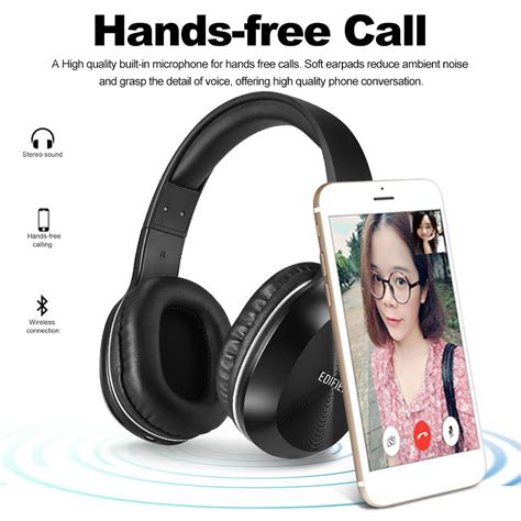 Preorder Edifier W806bt Bluetooth Headphones edifier w806bt wireless bluetooth headphones black with grey sales black tomtop