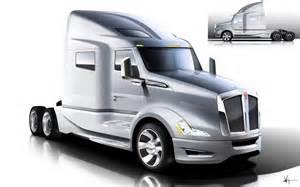 Volvo Truck Design Kenworth T680 Concept Theme Truck Design