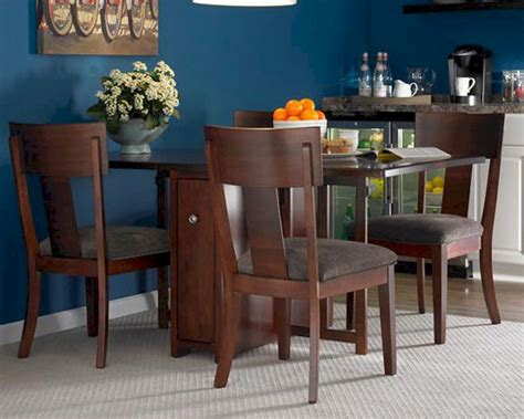 Studio Dining Table Set Somerton Dwelling Dining Set W Transformed Table Studio So 431g60set
