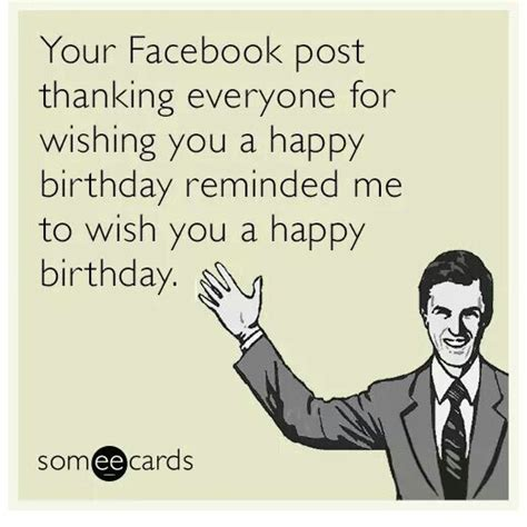 Make An Ecard Meme - best 25 belated birthday funny ideas on pinterest