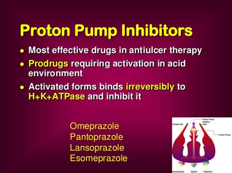Proton Inhibitor Drugs by Proton Inhibitors As Related To Gerd Pictures