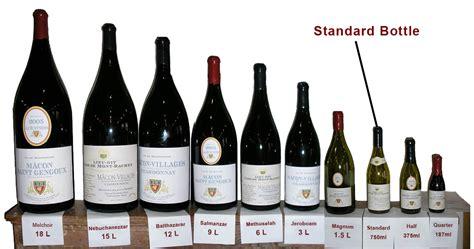 1 ounce bottle size wine bottle names sizes shapes addington s style